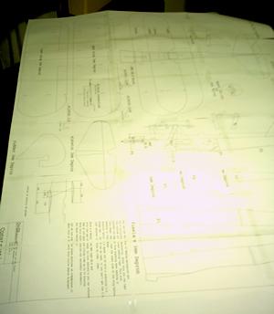 Progetto stampato e ricostruito